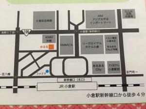 ゆる花地図